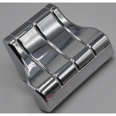 MP1001.01 Пластик крепление  подлокотника .хром Л