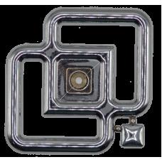МР1311 Пласт.декоративная накладка для мебели  Л
