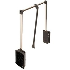Гар лифт для корпуса 600-900мм 16 кг черный   SHORT