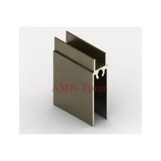 *Рамка нижняя  блест.бронза 5,35м (анод)