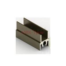 *Рамка верхняя  блест.бронза  5,35м (анод) Аристо